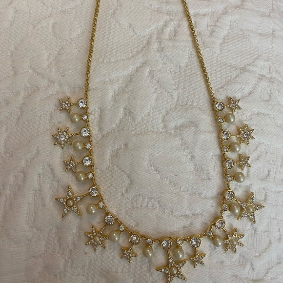 """NWT Kate Spade """"Seeing Stars Necklace"""""""